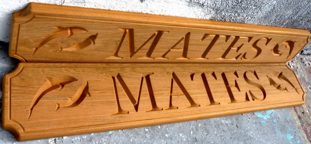 custom name board genevieve