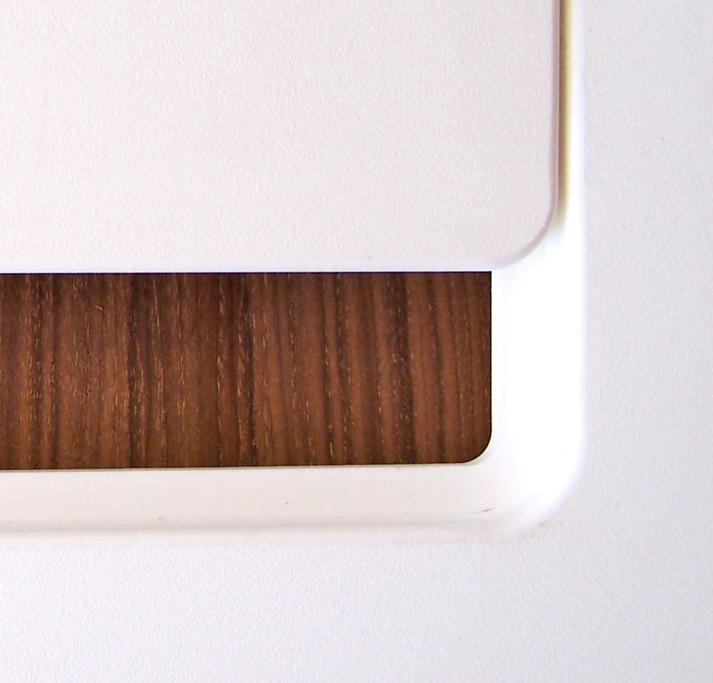 door frame inset detail
