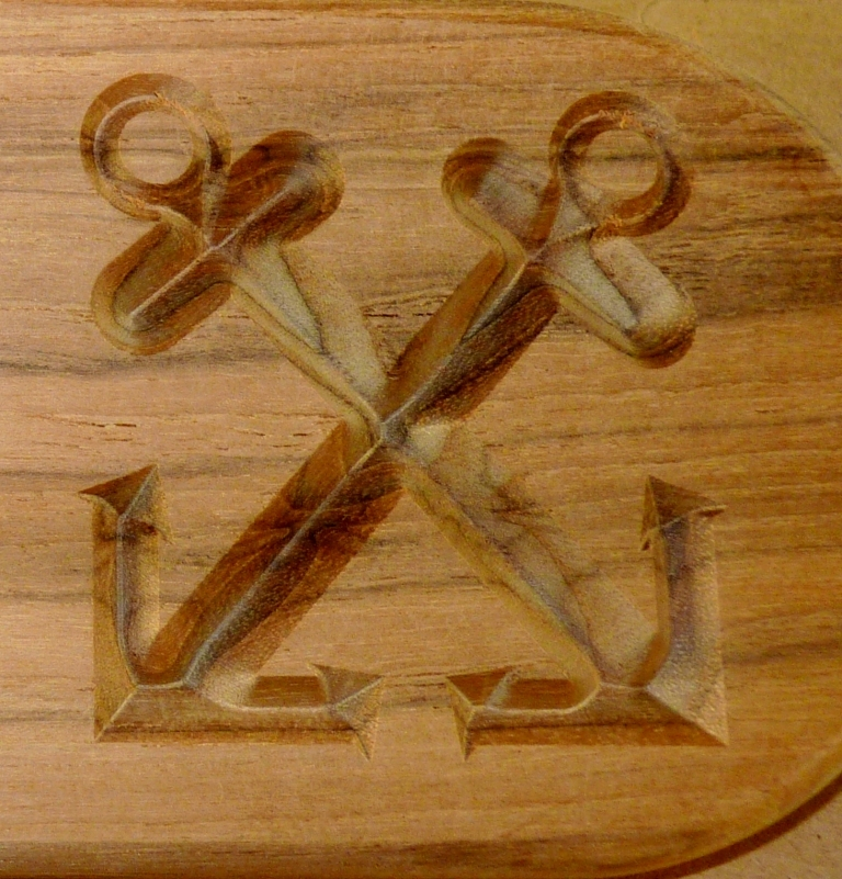 uscg bayberry crossed anchors