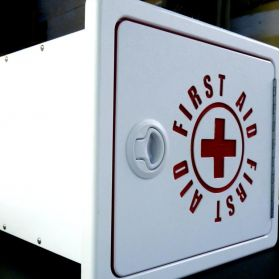FirstAidStorageCabinet