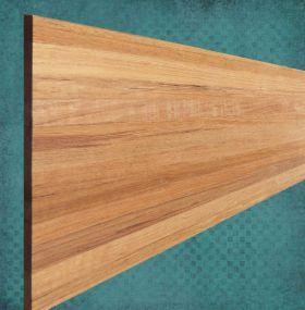3-8 laminated teak panel 7 x 24